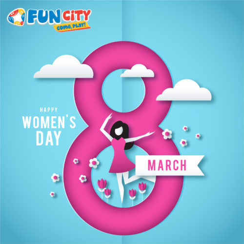 Fun City : Woman's day